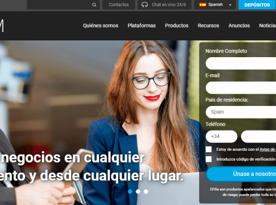 FXGM España no es estafa