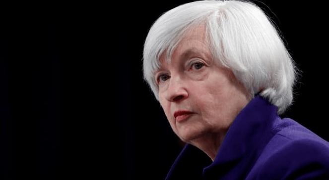 DÓLAR DIGITAL - Janet Yellen Secretaria del Tesoro de EE.UU