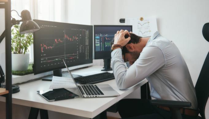 Esperada caída de los mercados 1
