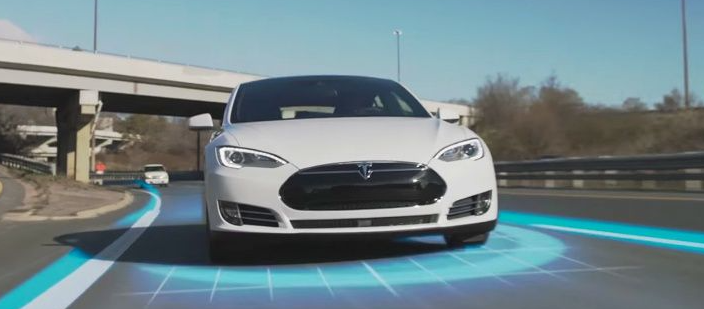 Inteligencia Artificial (IA) de Tesla