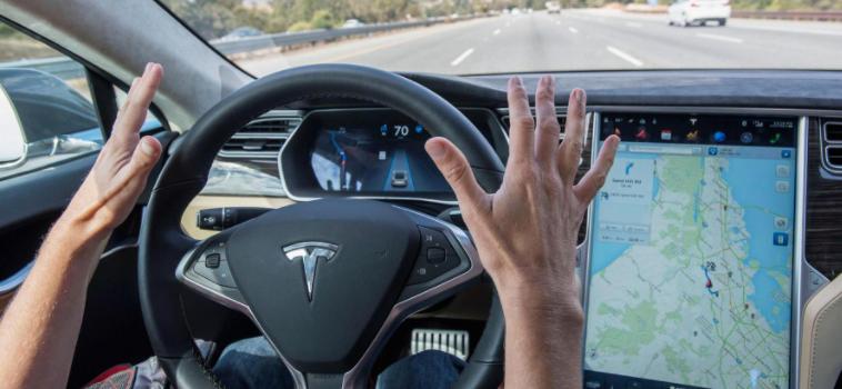 Inteligencia Artificial (IA) de Tesla 1